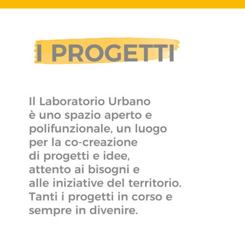 I-PROGETTI